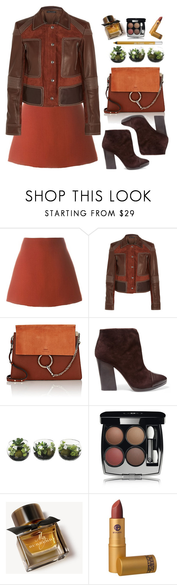 """""""Untitled #470"""" by jovana-p-com ❤ liked on Polyvore featuring Marni, Theory, Chloé, Tory Burch, Chanel, Burberry, Lipstick Queen and Urban Decay"""