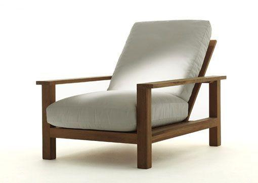 Sillon malibu muebles de jardin pinterest sill n for Muebles jardin modernos