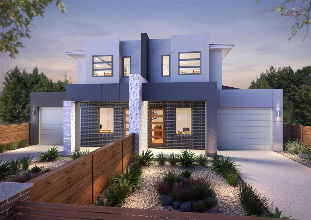 Aurora 214 dual occupancy home designs in victoria g j gardner homes