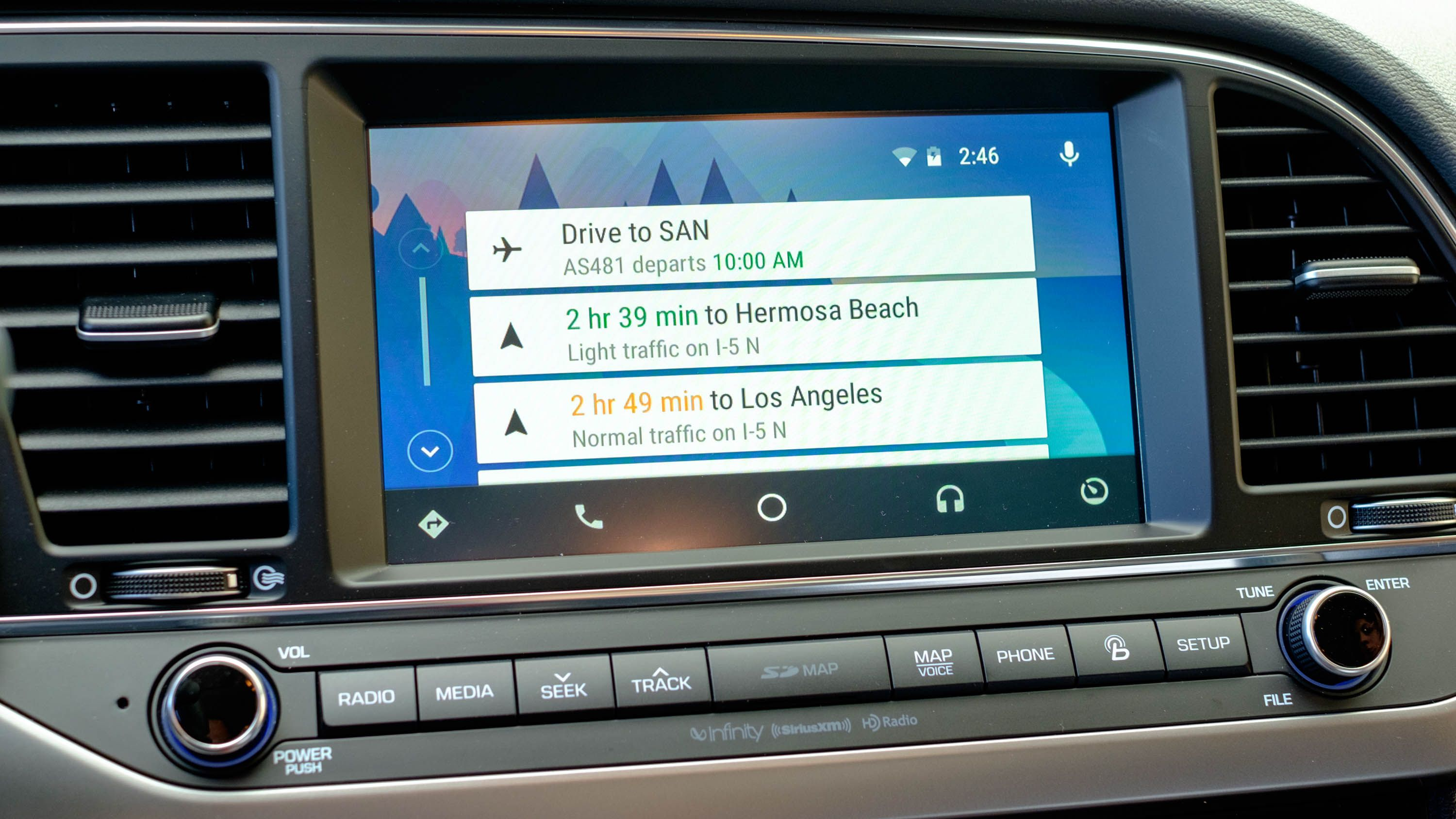 Android Auto Google's head unit for cars explained