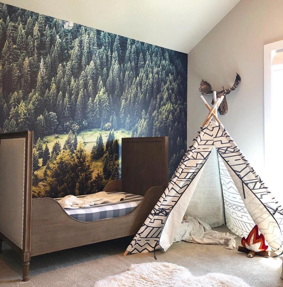 Cool Kids Wallpaper Wall Mural Ideas For The Bedroom Eazywallz Interior Home Decor Murals