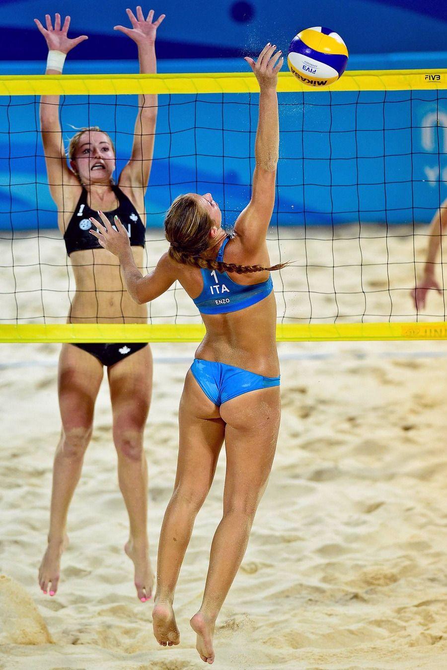 Irene Enzo Nanjing 2014 Youth Olympic Games Youth Olympic Games Olympic Games Beach Volleyball