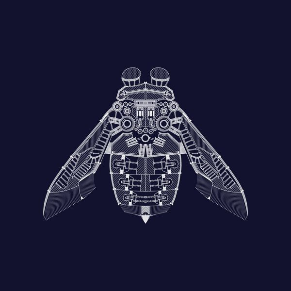 Scientific Illustration — twicr: staceythinx: Mechanical Insects is a...