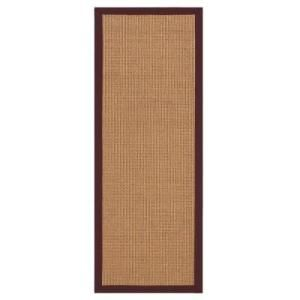 Home Decorators Collection Rio Amber/Burgundy 2 ft. 6 in. x 14 ft. Runner  on  Daily Rug Deals