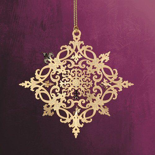 Baldwin 2013 Snowflake Ornament