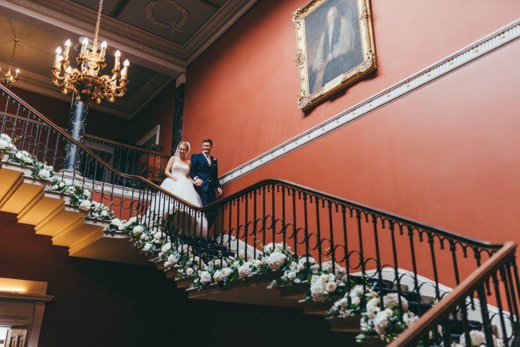Country House Wedding Venue Rise Hall in Yorkshire