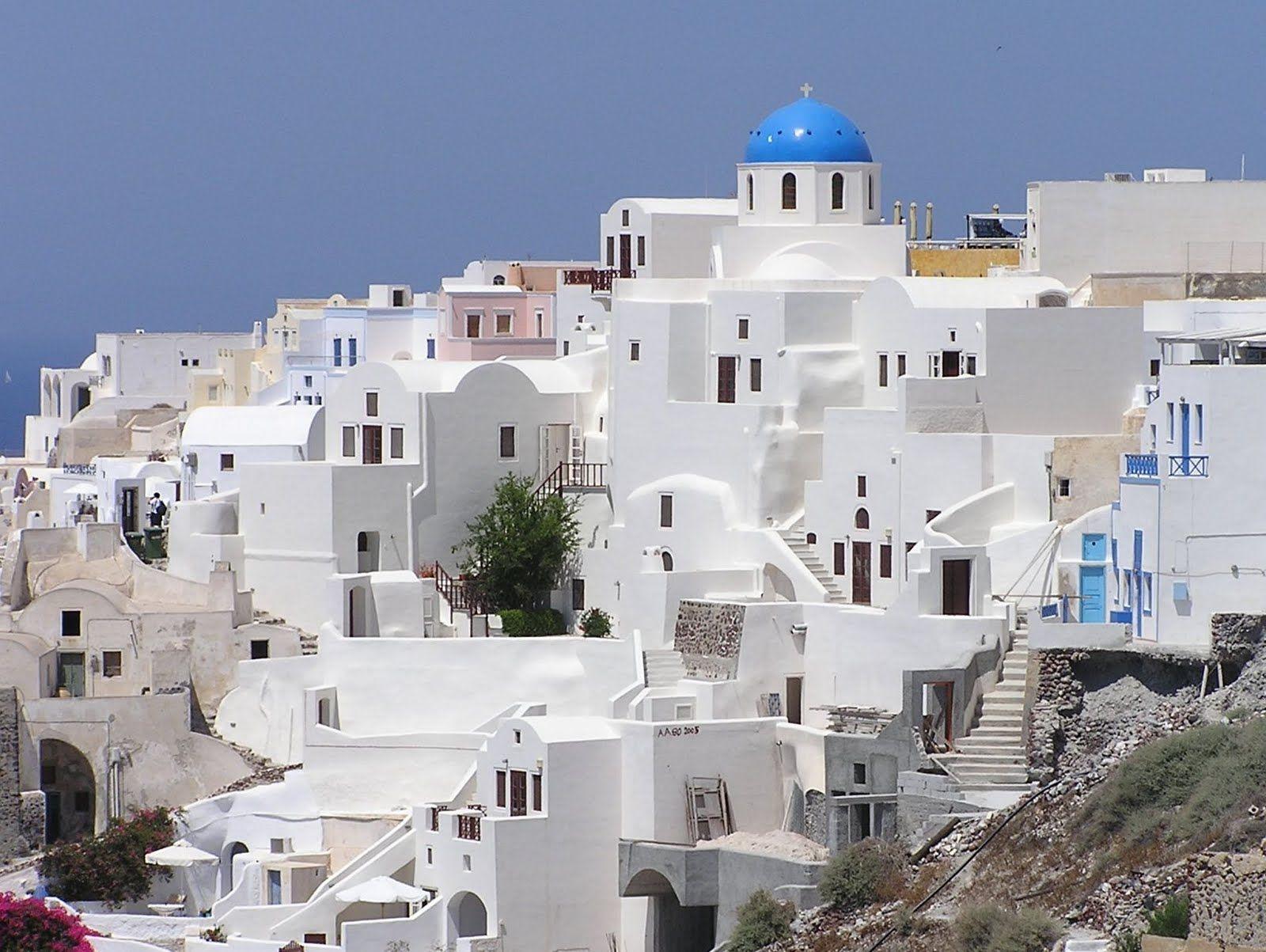 Santorini, Greece • PlaceRating