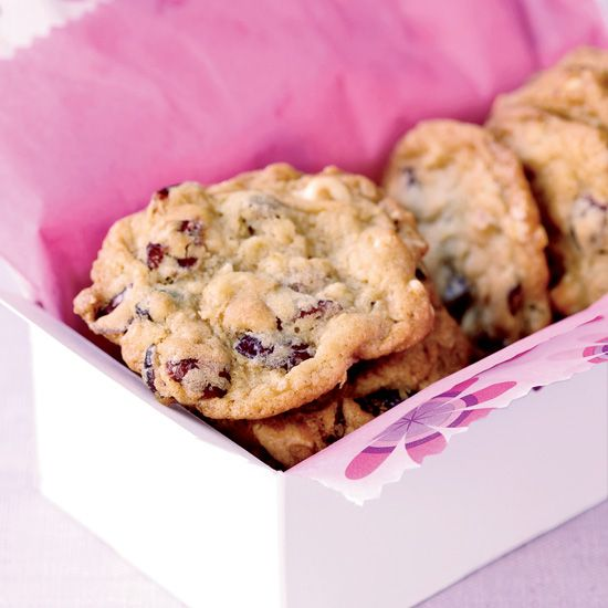 Photo of Dried Cranberry and Chocolate Cookies Recipe
