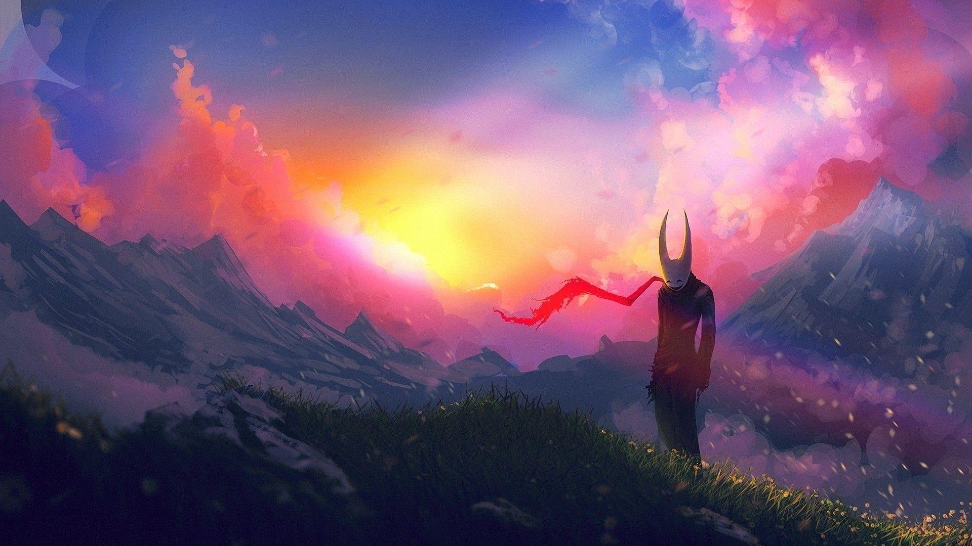 Best Desktop Wallpaper 1920x1080 Anime Wallpaper 4k Pics Landscape Wallpaper Anime Scenery Wallpaper Anime Scenery