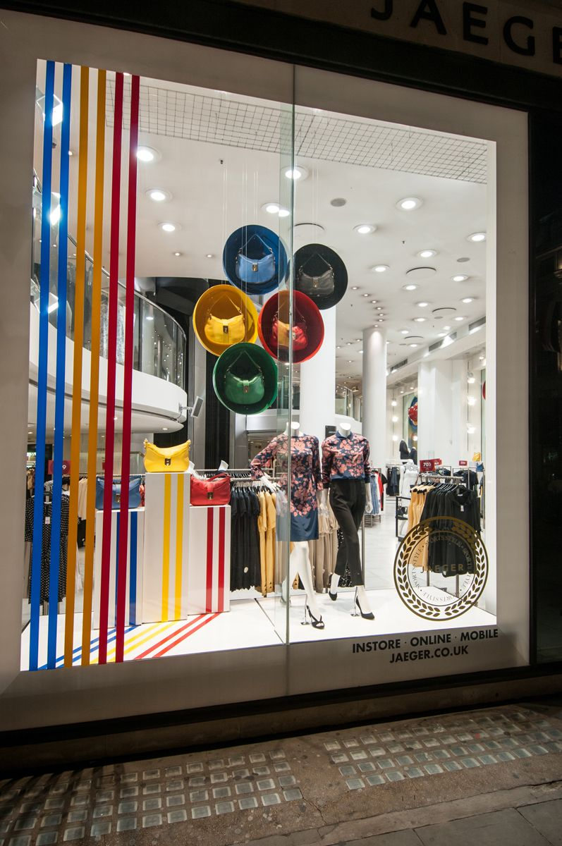 Möbel Jäger Online Shop Jaeger Window Display 2012 Olympics By Millington