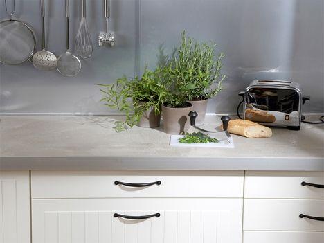 Kork statt Holz u2013 neue Oberflächen für Küchen-Arbeitsplatten - alno küchen arbeitsplatten