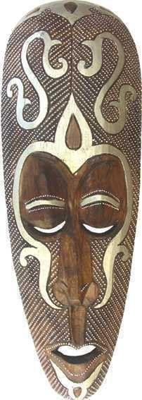 masque africain deco