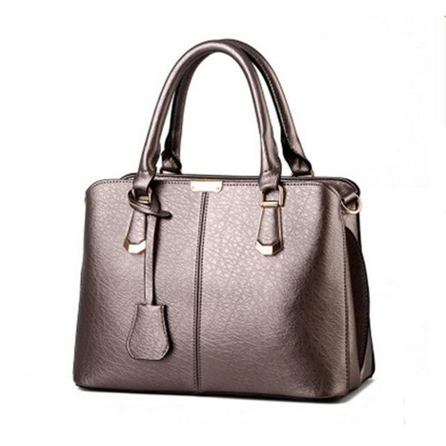 Luxury Brand Bag 100 Genuine Leather Women Handbags 2017 New Female Korean Stereotypes Models Shoulder Messenger