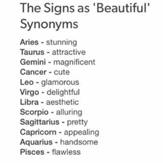 Is the attractive sign most what zodiac The most