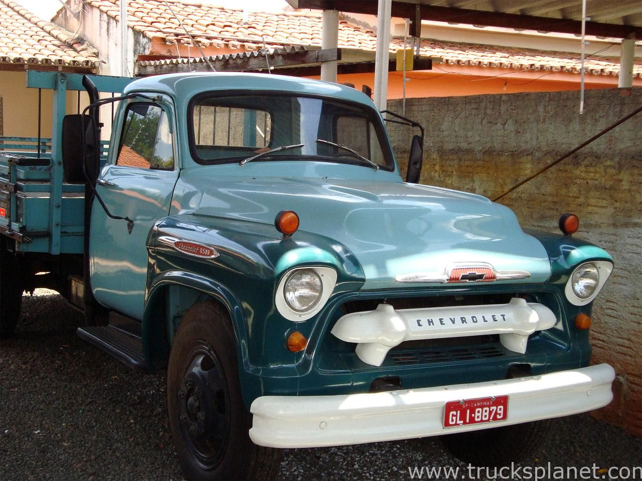 Truck 1957 chevy truck parts : 1957 brazil chevrolet truck | 1957 Chevrolet 6500 1957 Chevrolet ...