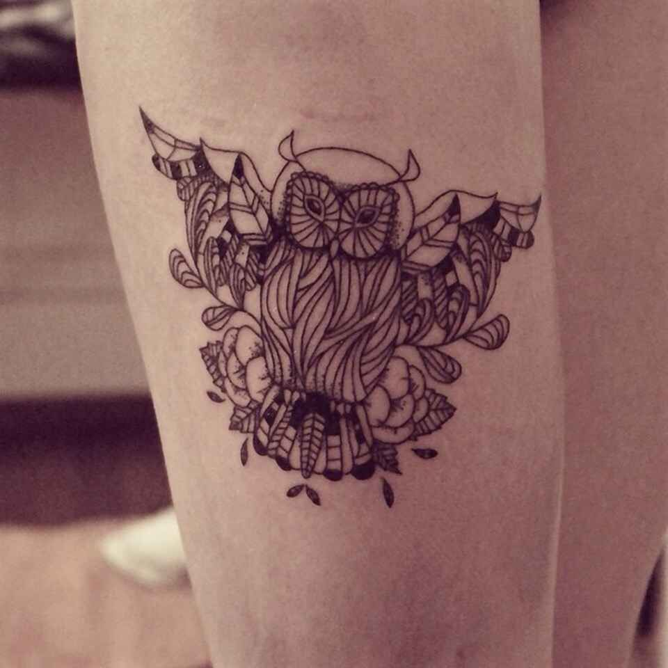 Beautifully Simple Animal Tattoos By Cheyenne Animal Tattoos And - Beautifully simple animal tattoos by cheyenne