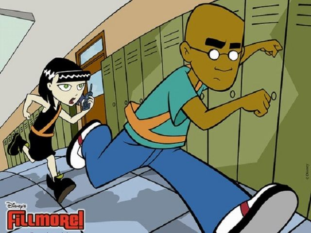 Fillmore Top Tv Shows Old Cartoon Shows 90s Tv Shows