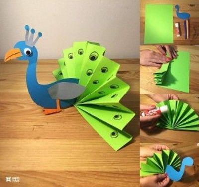 Papiermodelle für Kinder - Kinderkuche Diy Pappe