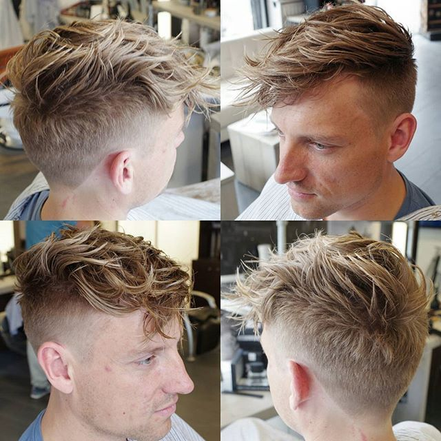 Mens Hairstyles All Angles Menshairstyles Mens Hairstyles Short