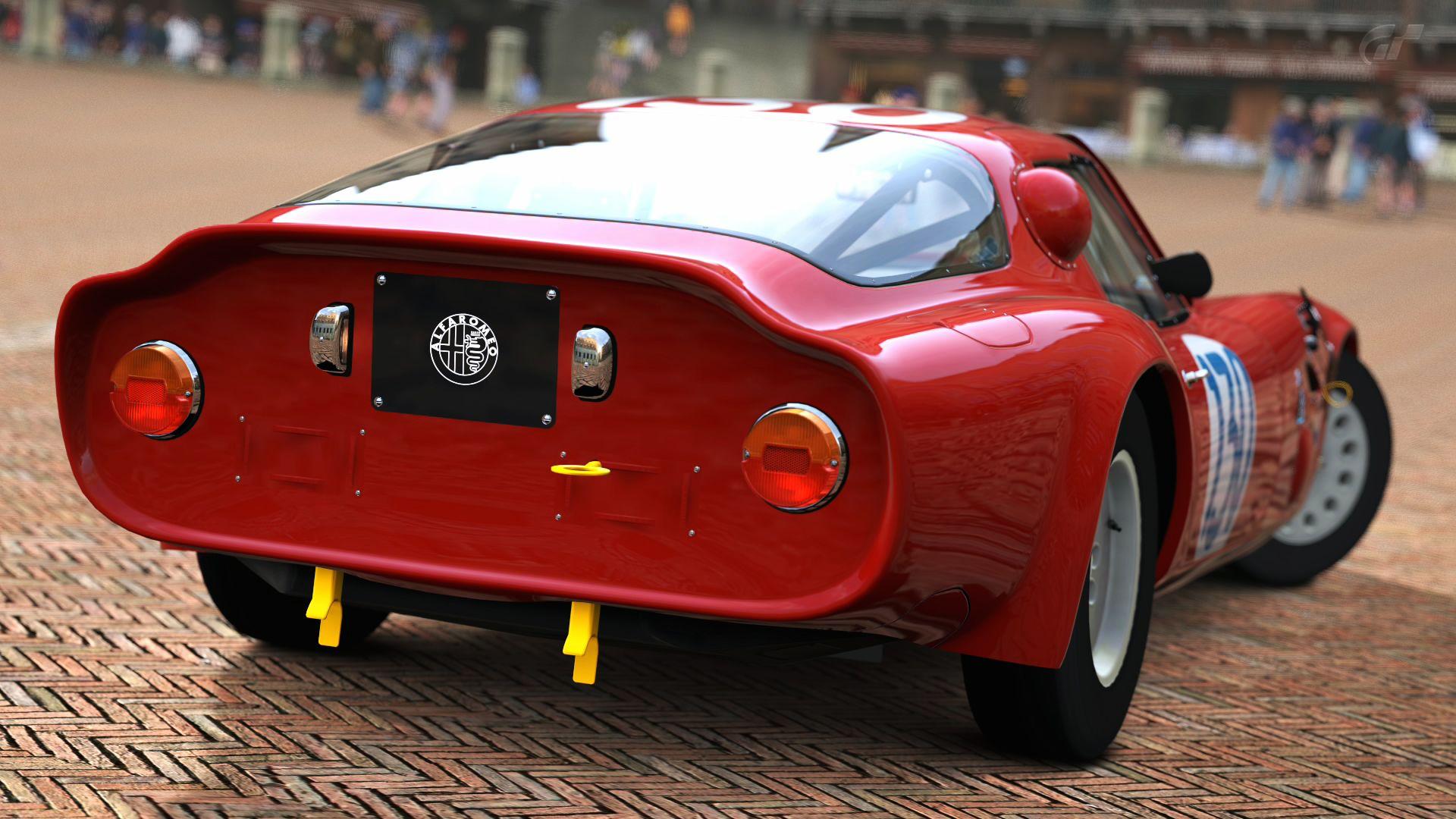 1965 alfa romeo giulia tz2 zagato the wheels of time pinterest rh pinterest ch