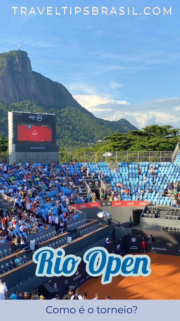Como é o Rio Open de tenis ATP 500 Saiba como é o torneio de tênis do Rio de Janeiro