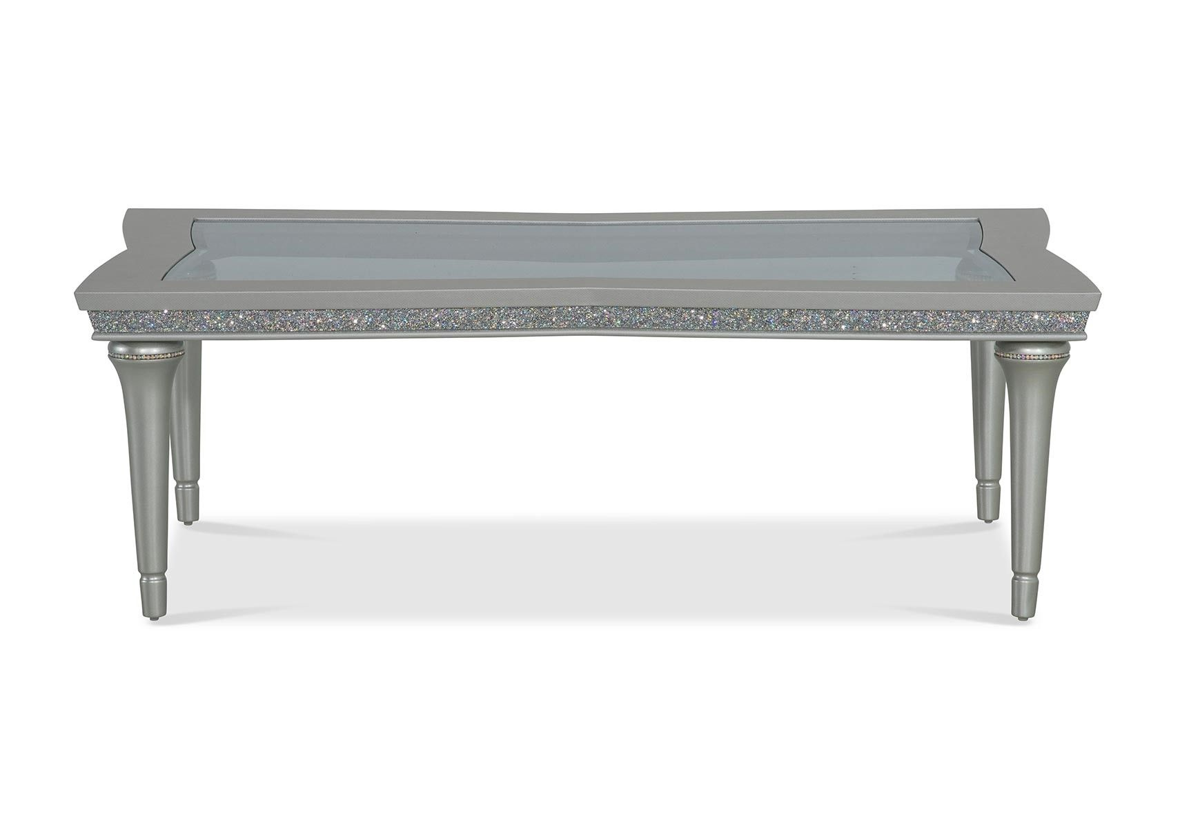 Lacks Melrose Plaza Coffee Table Coffee Table Table Glamorous Living [ 1202 x 1710 Pixel ]