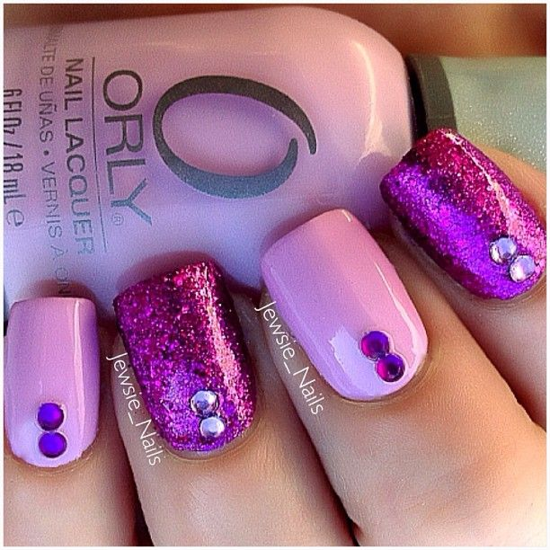 nails.quenalbertini: Instagram photo by jewsie_nails | ink361