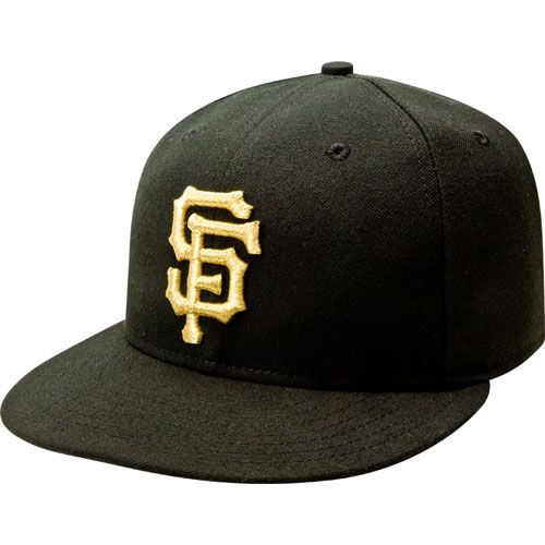 6d8b71fa66213 San Francisco Giants Authentic Home Opening Day Gold 59FIFTY On-Field Cap