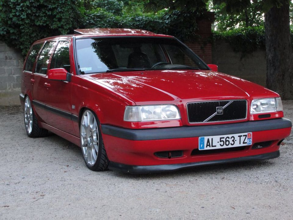 My 855 Wagon With 19 Bbs Ghost Ride The Whip Volvo