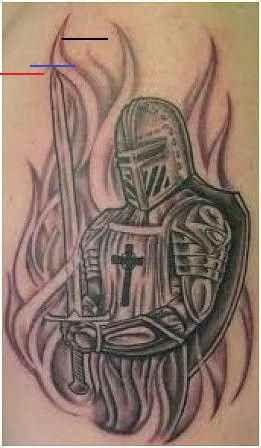 Photo of arabische Tattoos auf der Wirbelsäule, Beat Devils Tattoo, afrikanische Skarifizierungsgeschichte, simp …