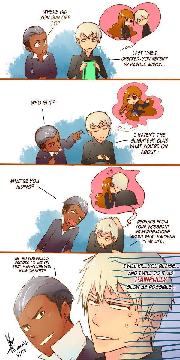 draco hermione hentai