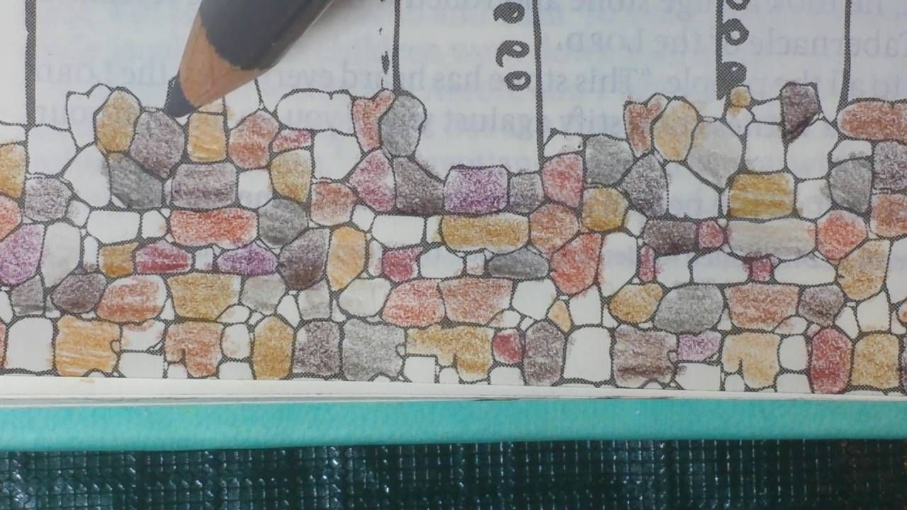 Inspire Bible coloring