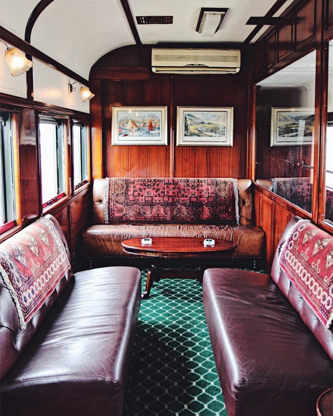 Rovos Rail, South Africa   Luxury train, Train, Luxury