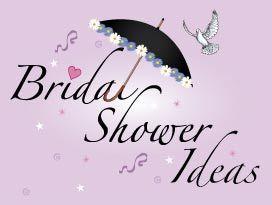 Bridal Shower Ideas Planning A
