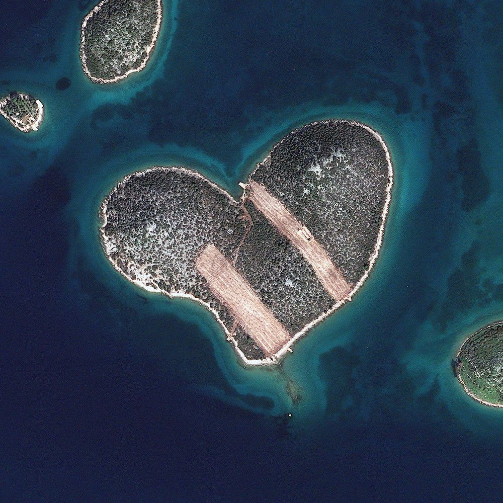 Photos You Ve Never Seen Earth Like This Satellite Image Most Peaceful Countries Heart In Nature