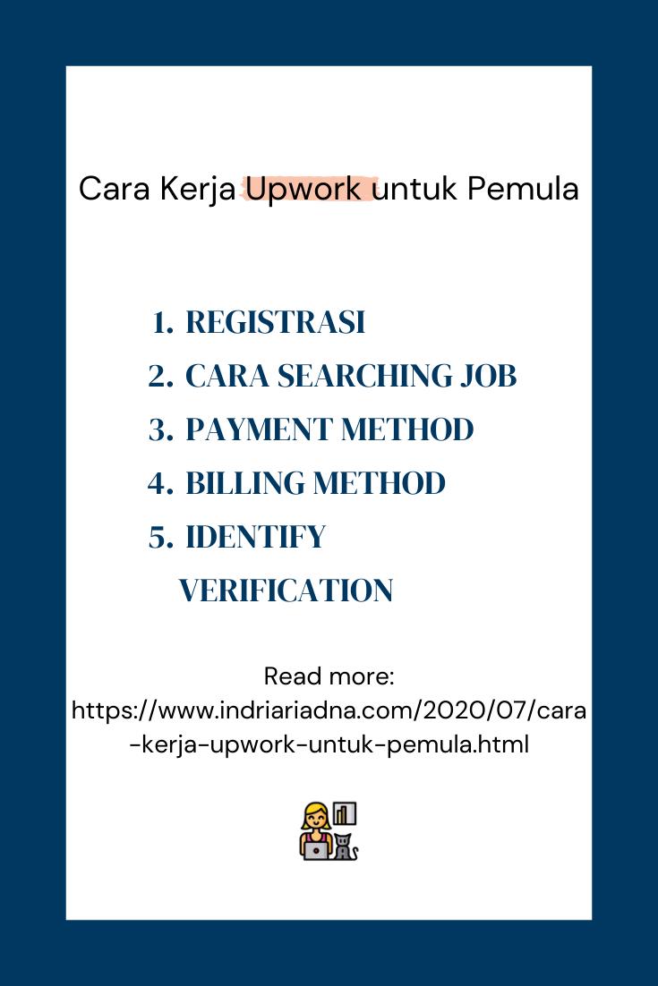 Cara Kerja Upwork Untuk Pemula Indri Ariadna Membaca Tips Blogging Proposal