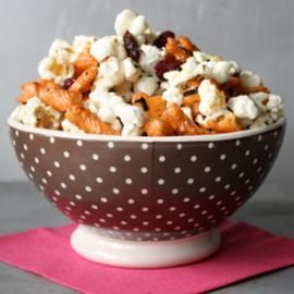 Heather Christo: Homemade Snack Mix