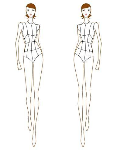 Fashion Design Peggy S Pickles Fashion Figures Fashion Figure Drawing Fashion Design Template