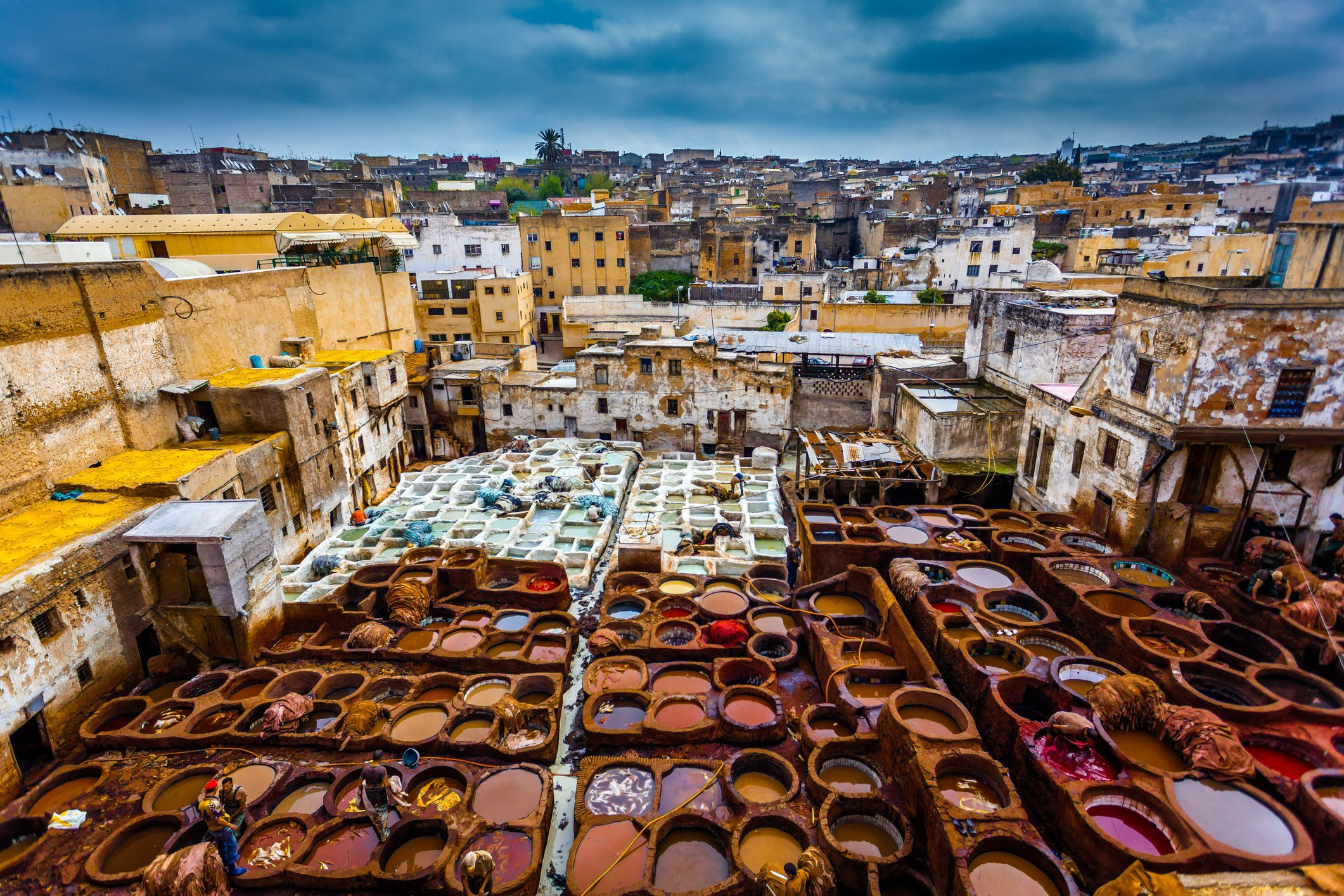 Train Schedule for Travel to and From Fez, Morocco | Romantic Africa