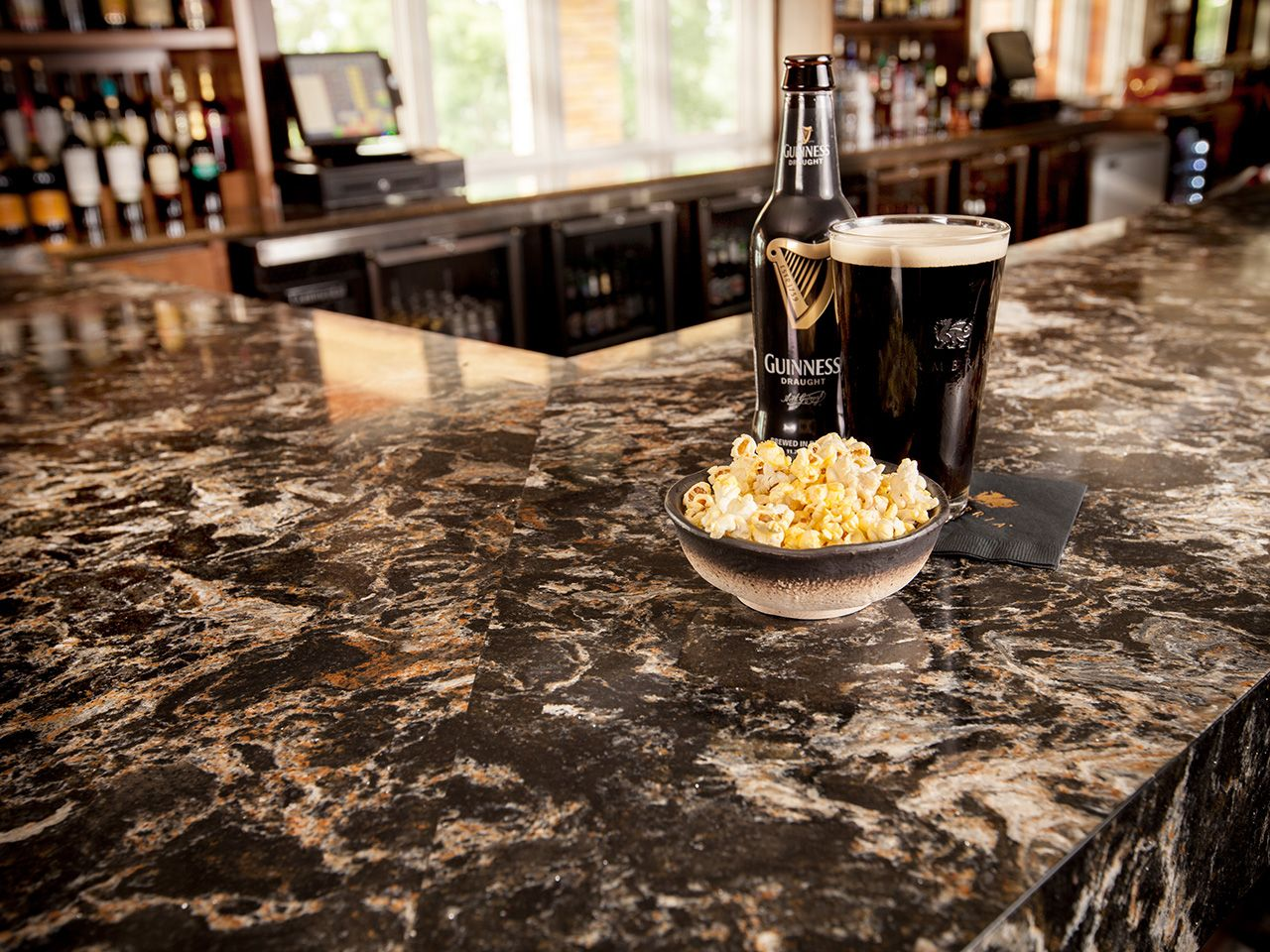 Cambria clyde kitchen and bathroom countertop color - Update Your Kitchen Or Bath With Natural Stone Solid Wood Or Recycled Glass Mosaic Countertops We Offer Custom Countertops For All Applications