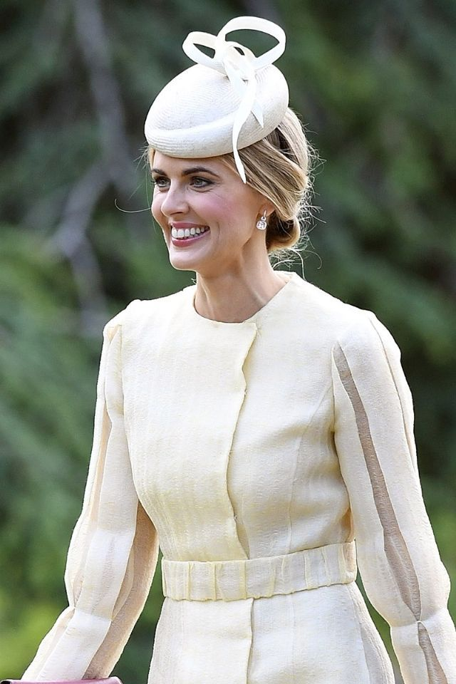 All The Best Hats at Pippa Middleton\'s Wedding | My Fair Lady ...