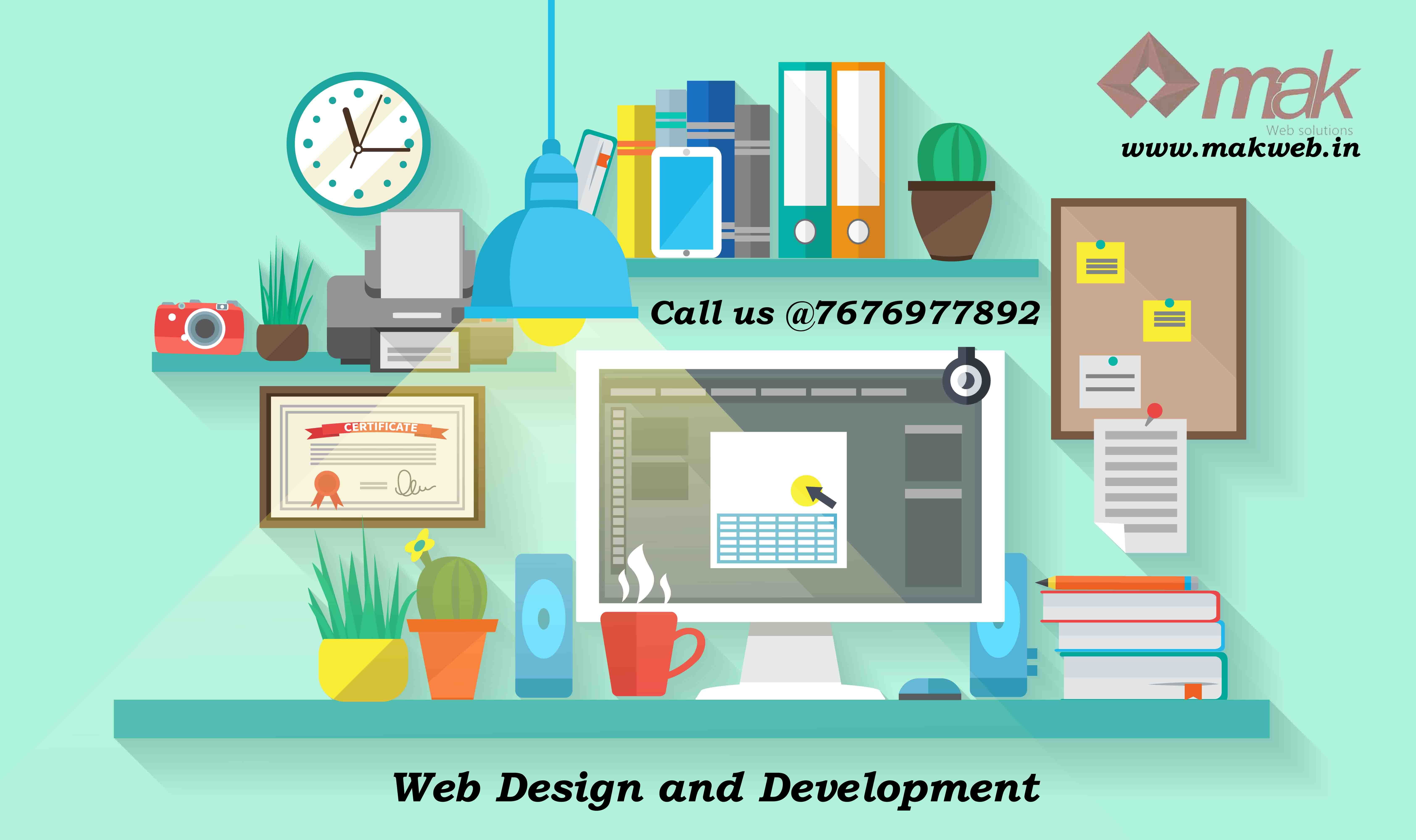 Mak Web Solutions Is One Of The Leading Web Design Development Company In Bangalore Offers Web Development Design Best Web Design Corporate Wordpress Themes