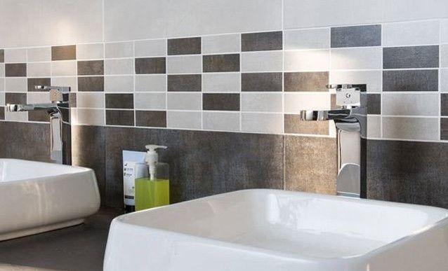 Réussir le calepinage du0027un carrelage mural Bricolage - enlever carrelage salle de bain