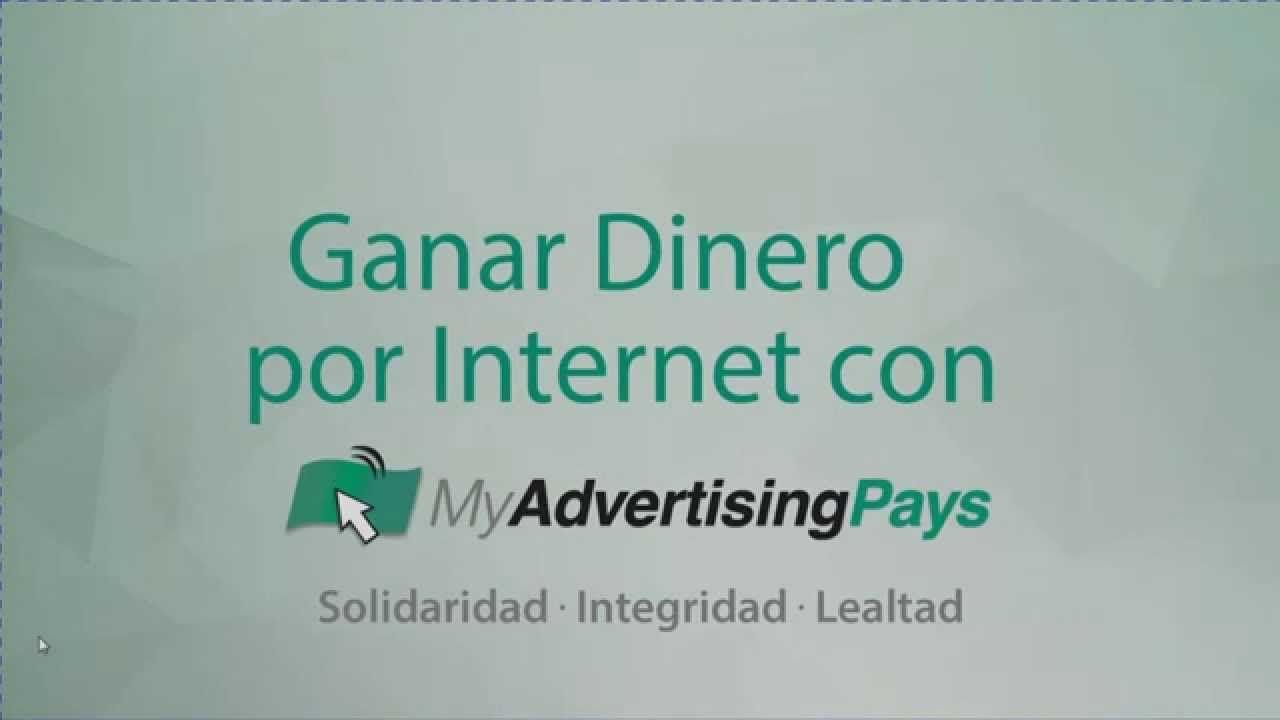 Nueva Presentacion de My Advertising Pays