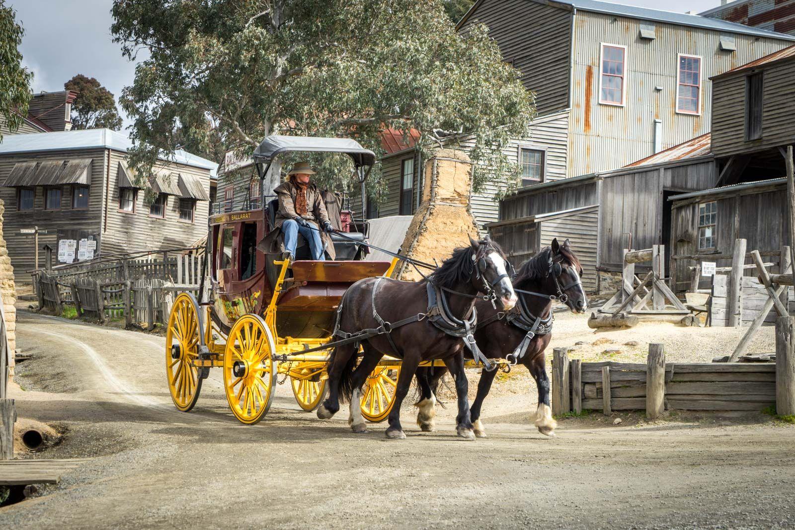 Inside Australia S Gold Rush