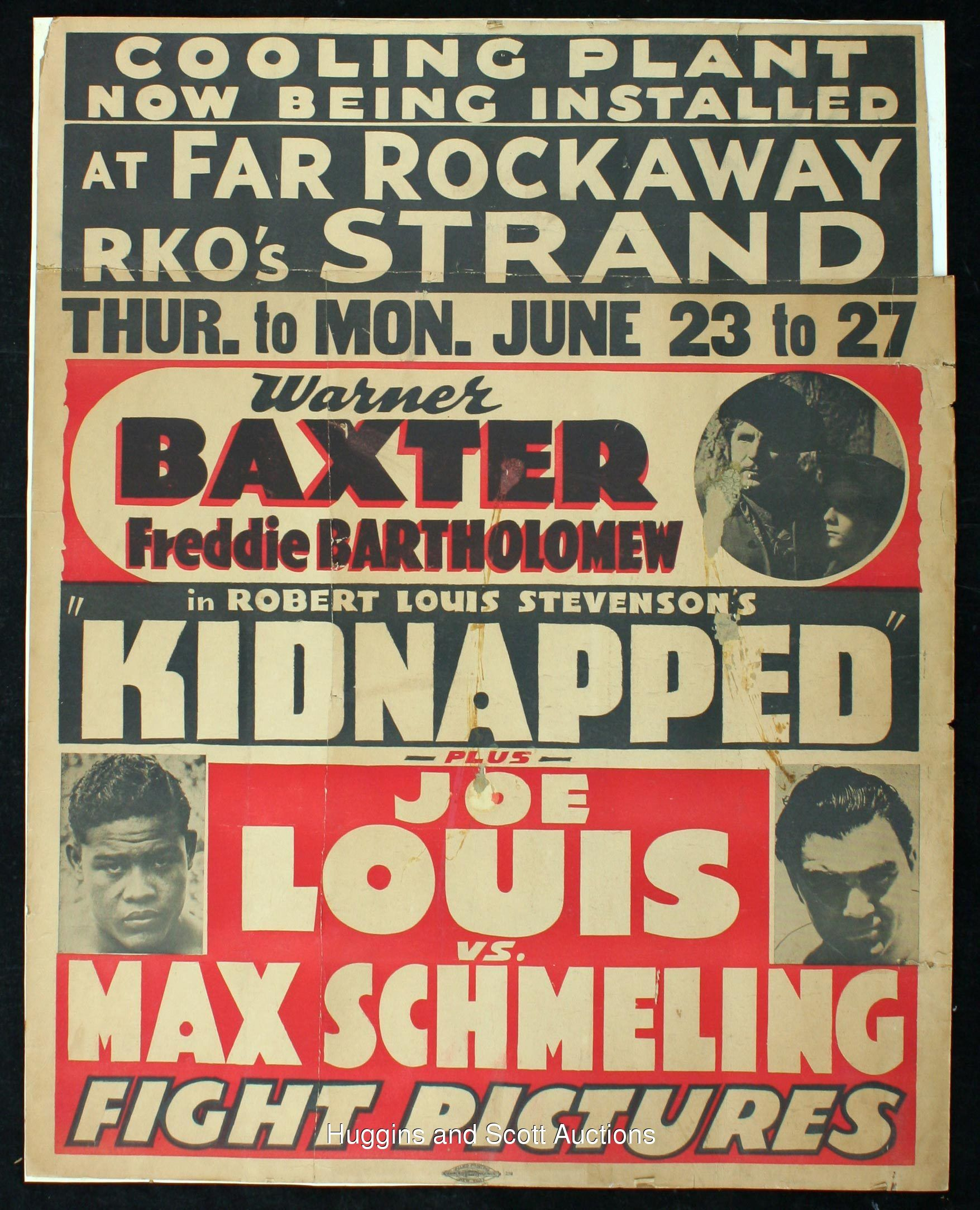 vintage boxing poster - Google Search   BOXING VINTAGE POSTERS ...