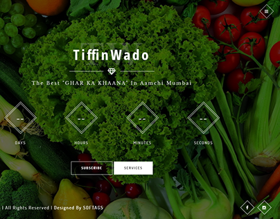 """Check out new work on my @Behance portfolio: """"Food Startup !!"""" http://be.net/gallery/48939935/Food-Startup-"""