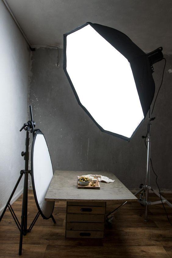 The Simple Artificial Lighting Setups I Use For Food