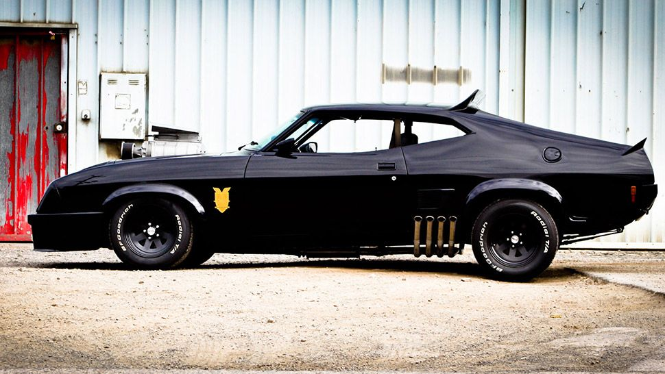 mad max 39 s ford falcon xb gt pursuit special v8 interceptor mad max pinterest pursuit. Black Bedroom Furniture Sets. Home Design Ideas