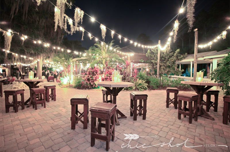 Nicole And Mitch S Paradise Cove Orlando Wedding